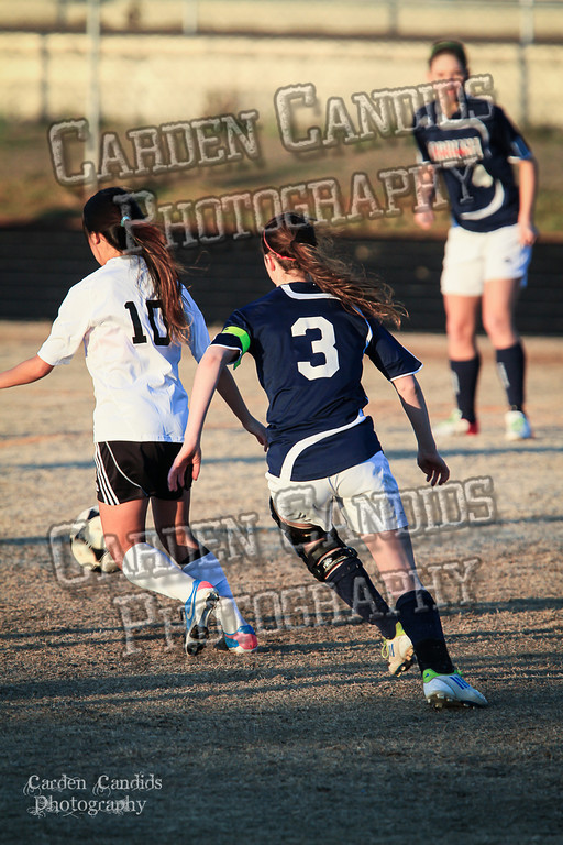 DHS Ladies Varsity vs Forbush 3-19-19