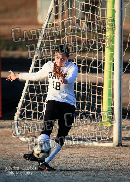 DHS Ladies Varsity vs Forbush 3-19-17