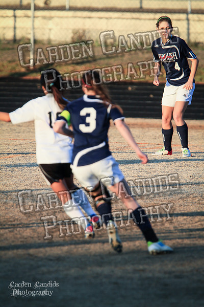DHS Ladies Varsity vs Forbush 3-19-18