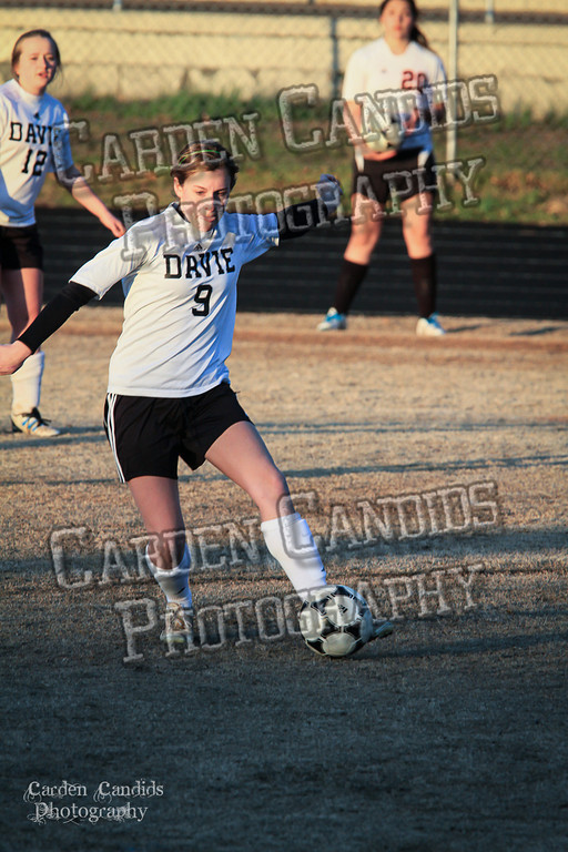 DHS Ladies Varsity vs Forbush 3-19-33