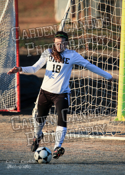 DHS Ladies Varsity vs Forbush 3-19-15