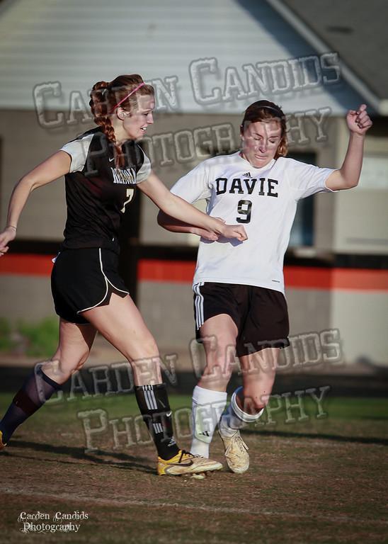 Davie Ladies Var vs RJ Reynolds-15