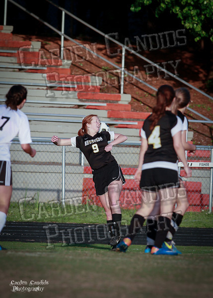 Davie Ladies Var vs RJ Reynolds-21