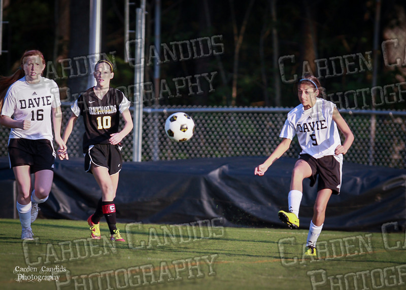 Davie Ladies Var vs RJ Reynolds-45