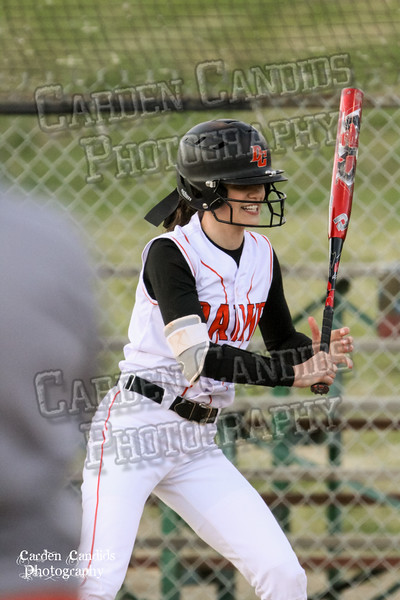 DAVIE VARSITY Ladies Softball vs W Rowan 3-30-15-054