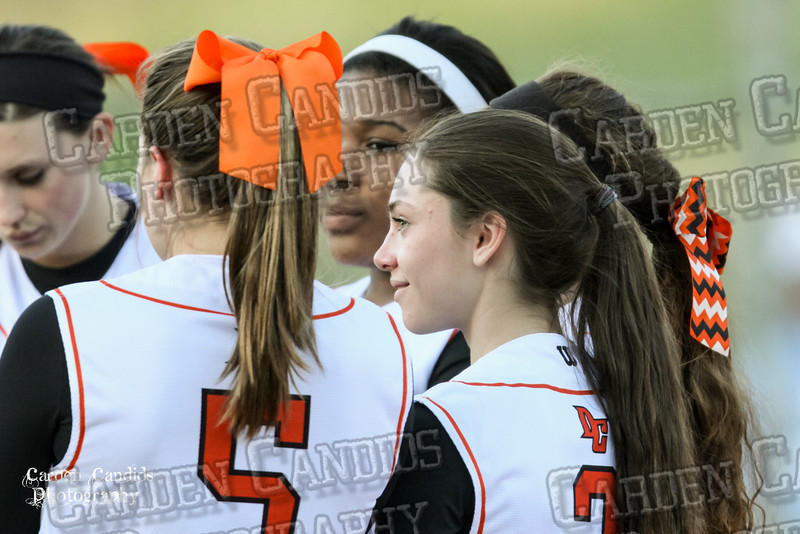 DAVIE VARSITY Ladies Softball vs W Rowan 3-30-15-002