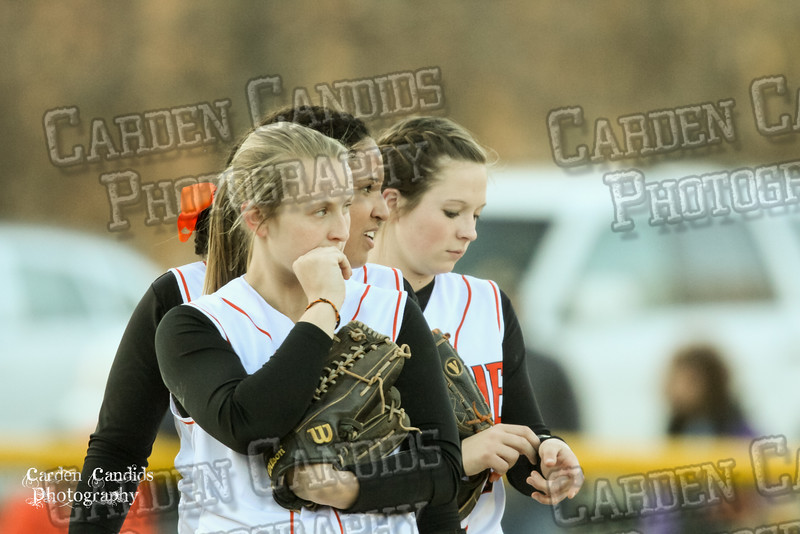 DAVIE VARSITY Ladies Softball vs W Rowan 3-30-15-019