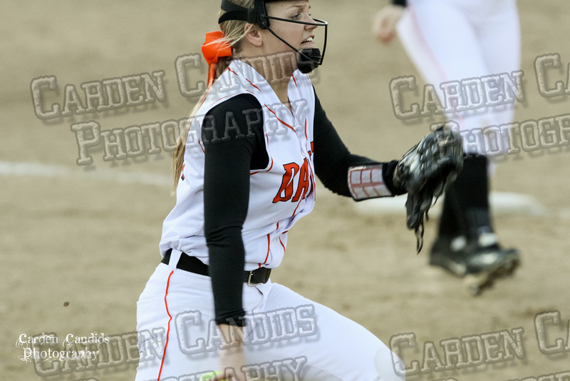 DAVIE VARSITY Ladies Softball vs W Rowan 3-30-15-043