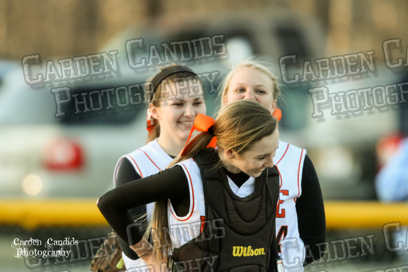DAVIE VARSITY Ladies Softball vs W Rowan 3-30-15-024
