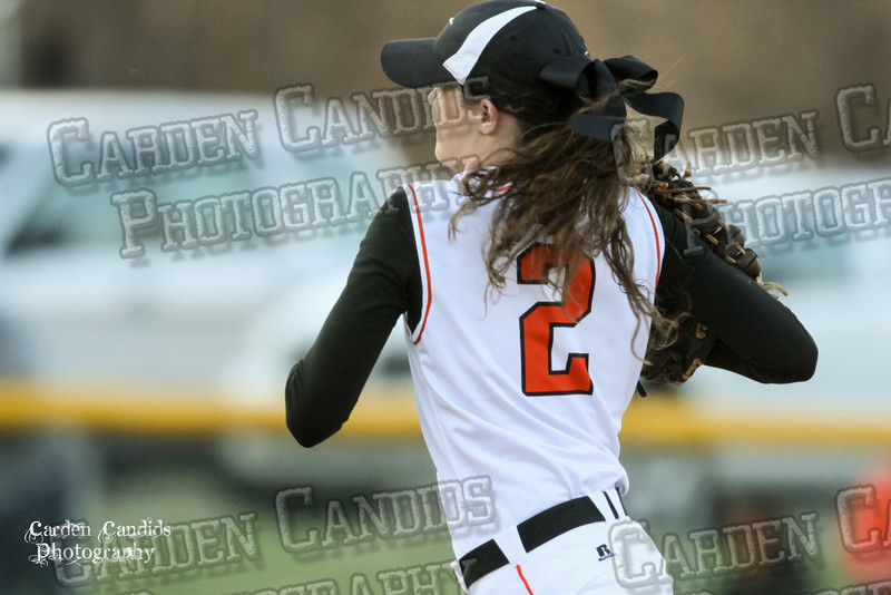 DAVIE VARSITY Ladies Softball vs W Rowan 3-30-15-007