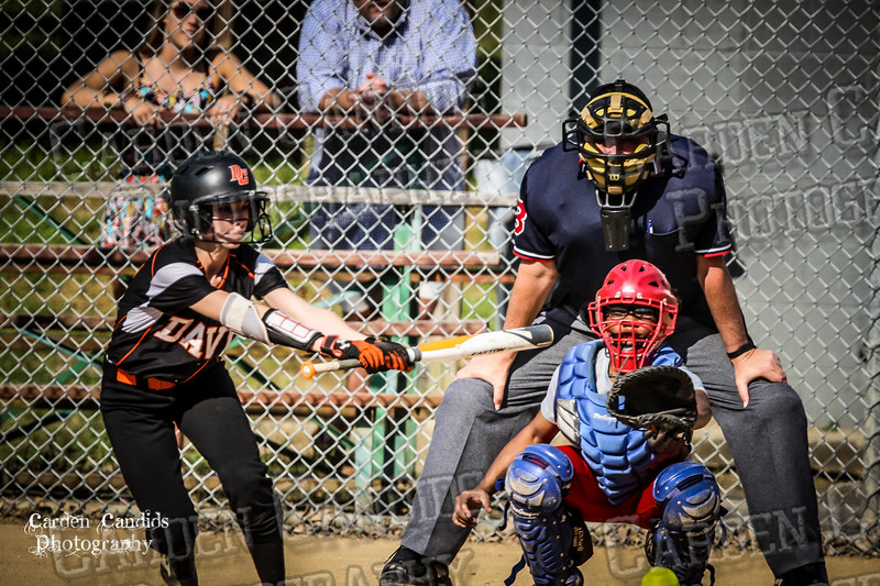 DAVIE VARSITY Ladies Softball vs Parkland 5-5-15-53