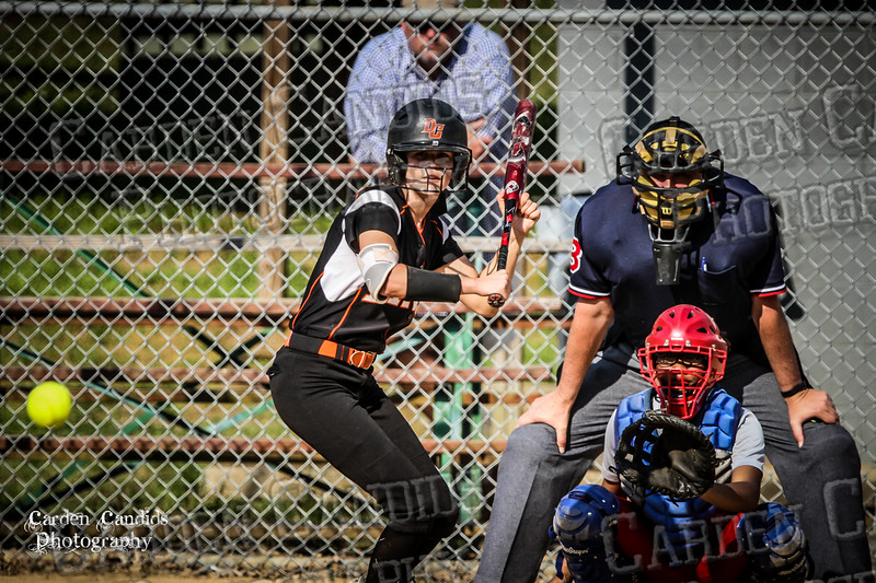 DAVIE VARSITY Ladies Softball vs Parkland 5-5-15-43