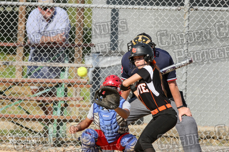 DAVIE VARSITY Ladies Softball vs Parkland 5-5-15-91