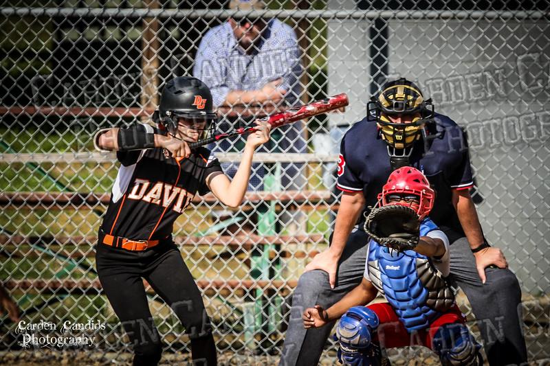 DAVIE VARSITY Ladies Softball vs Parkland 5-5-15-47