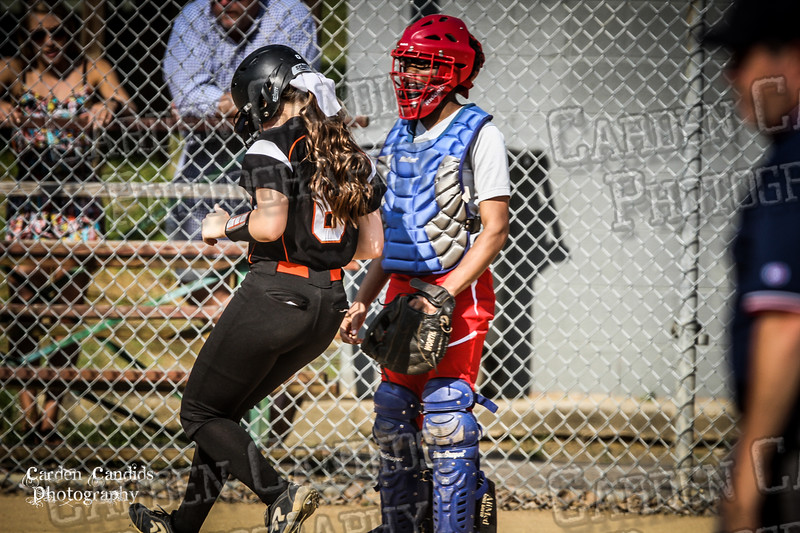 DAVIE VARSITY Ladies Softball vs Parkland 5-5-15-69