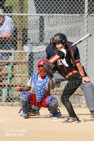 DAVIE VARSITY Ladies Softball vs Parkland 5-5-15-87