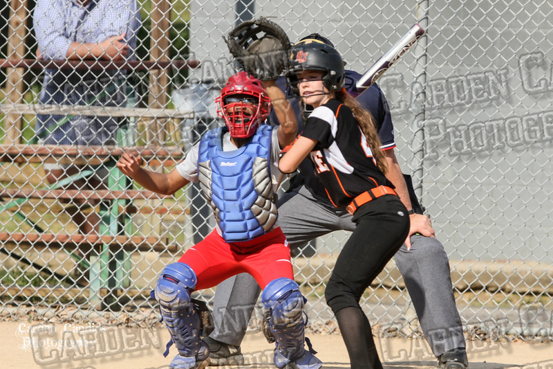 DAVIE VARSITY Ladies Softball vs Parkland 5-5-15-89