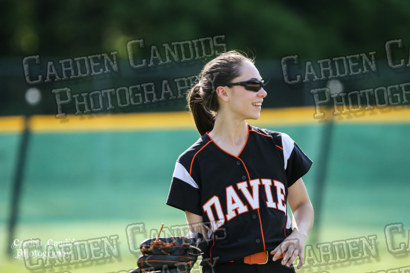 DAVIE VARSITY Ladies Softball vs Parkland 5-5-15-19