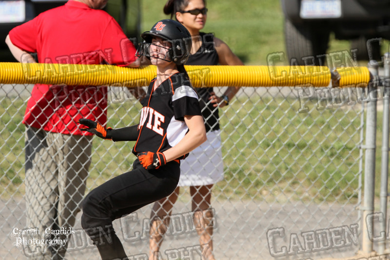 DAVIE VARSITY Ladies Softball vs Parkland 5-5-15-54