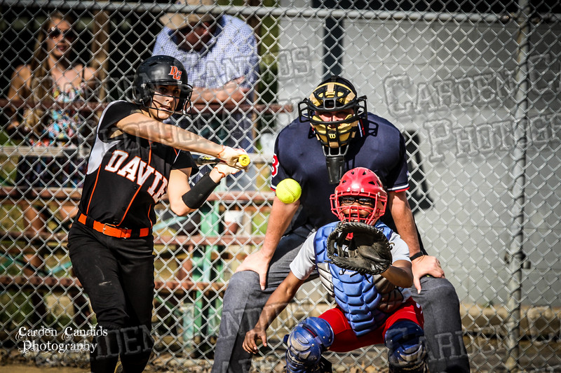 DAVIE VARSITY Ladies Softball vs Parkland 5-5-15-65