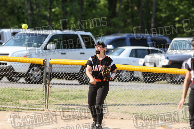 DAVIE VARSITY Ladies Softball vs Parkland 5-5-15-17