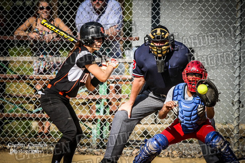 DAVIE VARSITY Ladies Softball vs Parkland 5-5-15-64