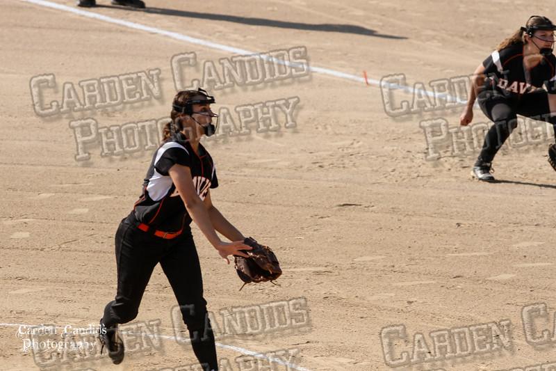 DAVIE VARSITY Ladies Softball vs Parkland 5-5-15-36