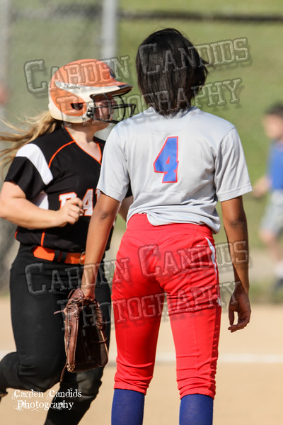 DAVIE VARSITY Ladies Softball vs Parkland 5-5-15-84