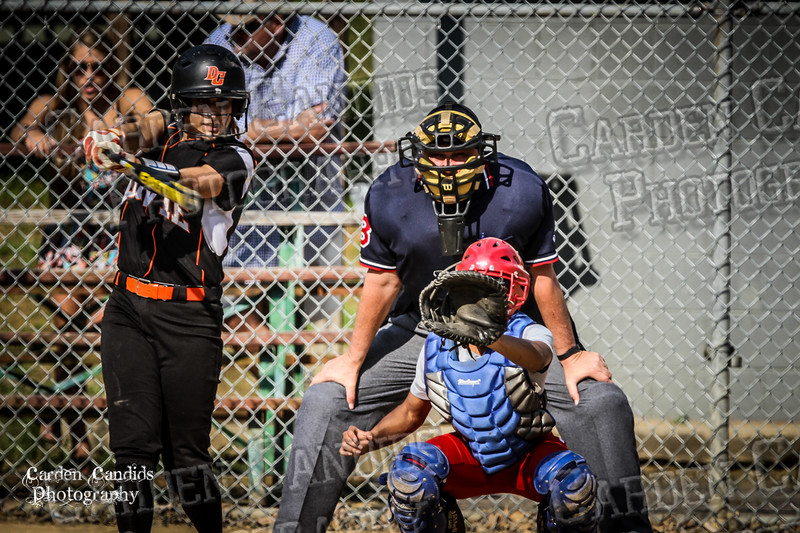 DAVIE VARSITY Ladies Softball vs Parkland 5-5-15-60