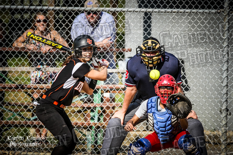 DAVIE VARSITY Ladies Softball vs Parkland 5-5-15-63
