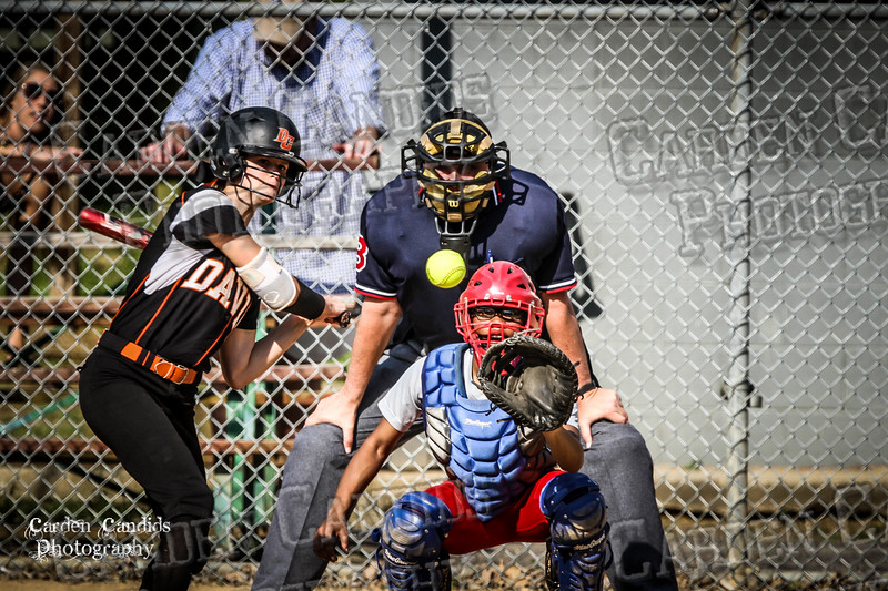DAVIE VARSITY Ladies Softball vs Parkland 5-5-15-49