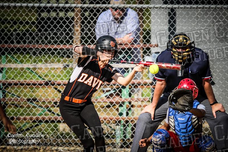 DAVIE VARSITY Ladies Softball vs Parkland 5-5-15-46