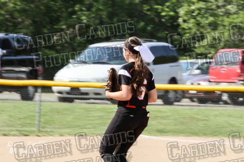DAVIE VARSITY Ladies Softball vs Parkland 5-5-15-12