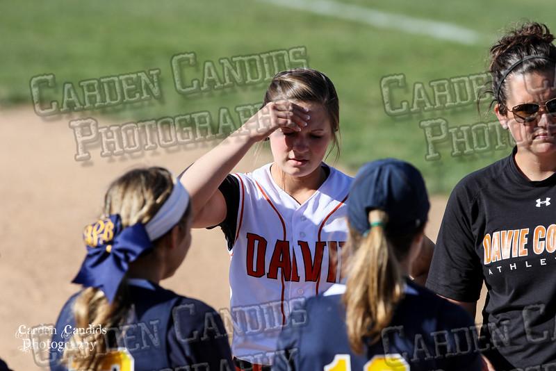 DAVIE VARSITY Ladies Softball vs Mt Tabor - 4-28-15-001