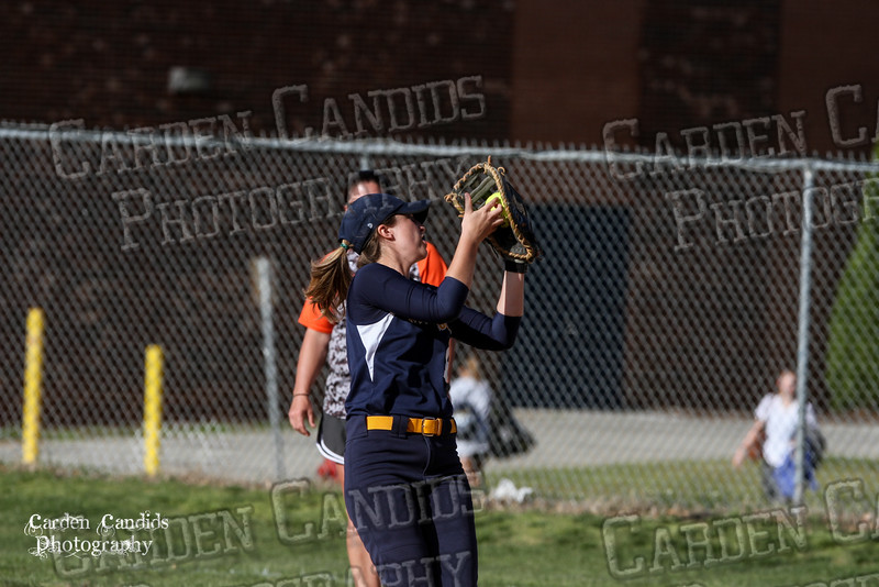 DAVIE VARSITY Ladies Softball vs Mt Tabor - 4-28-15-044