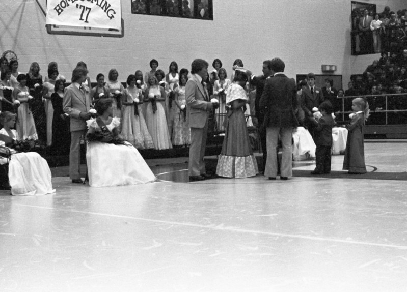 1977 DHS Homecoming Pep Rally336