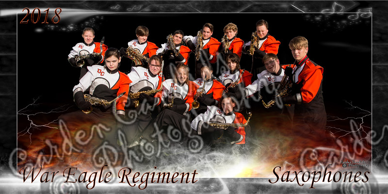 10x20 Team or Section Poster