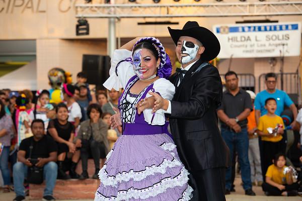 11-4-2018 VIDEO DAY of the DEAD - East LA Civic Center