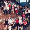 "Teamfoto ""Verdammt Verliebt"" Florian David Fitz, Silke Bodenbender, Laura Maire, Christina Kabisch"