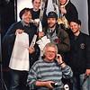 """Teamfoto """"Die Sturzflieger"""", Produktion (VLNR: Heinz Hausner, Filmgeschäftsführung, Peter Stehr, Ralf Zimmermann, Dagmar Jung, Mike Bäuml)"""