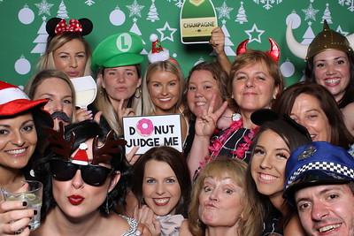 DICU Christmas Party