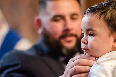 DIEGO's BAPTISM