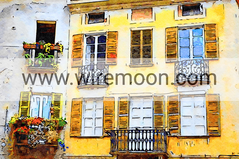 Italian Windows, Chiavenna