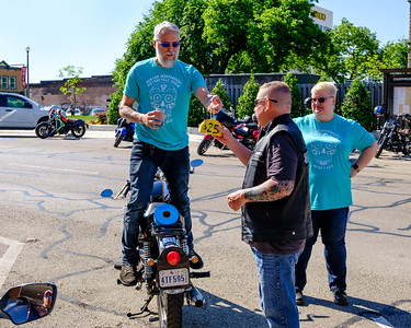 Denton Bikes & Coffee, 05/05/2019