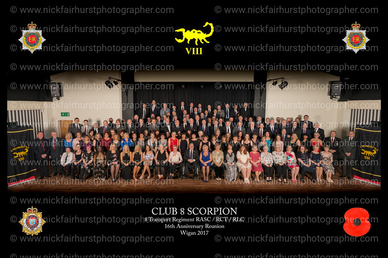 CLUB 8 SCORPION 2017 GROUP