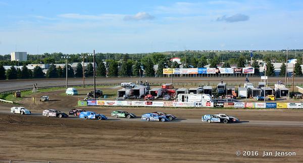 July 14, 2016  Dacotah Speedway, Mandan, ND