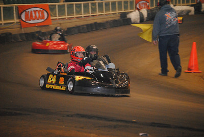 4th Annual Indoor Dirt Karting Championship