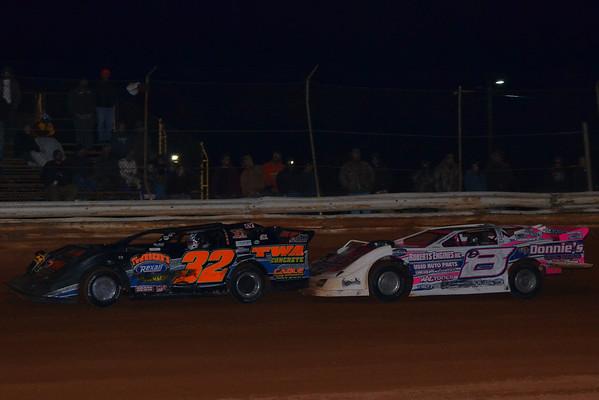 Clarys Speedway 11/24/12