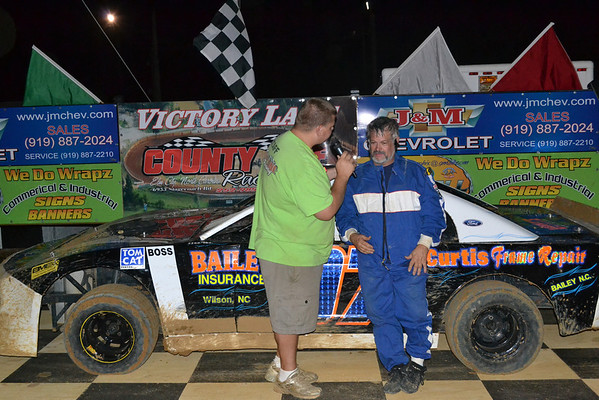 County Line Raceway 9/22/12