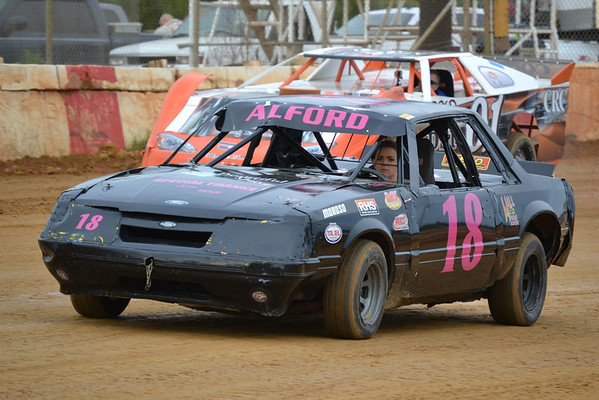County Line Raceway May 18th, 2012
